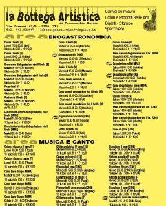 corsi camponogaraa